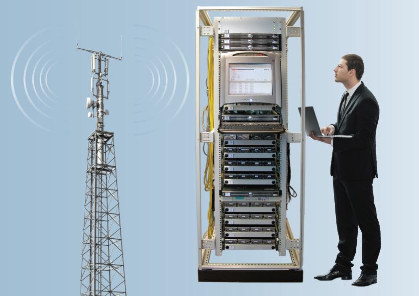 Qosmotec's Mobile Network Tester Tester