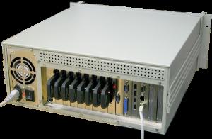 Qosmotec's data card control server for PCMCIA cards