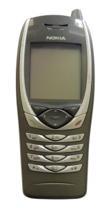 The Nokia 6650 from Belgium which was used by Qosmotec for the company's first UMTS test system