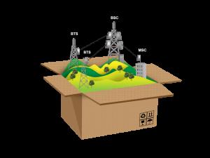Box-rechteck